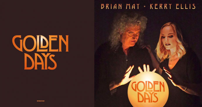 Golden Days cover insesrt