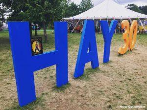Hay sign