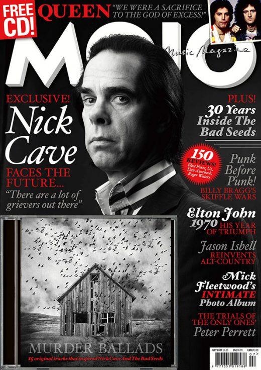 MOJO 284 cover