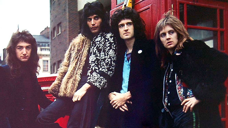 """Brian May: """"Queen Were Breaking Apart The Whole Time ..."""
