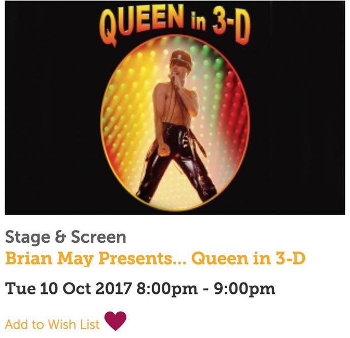 Brian May Presents...