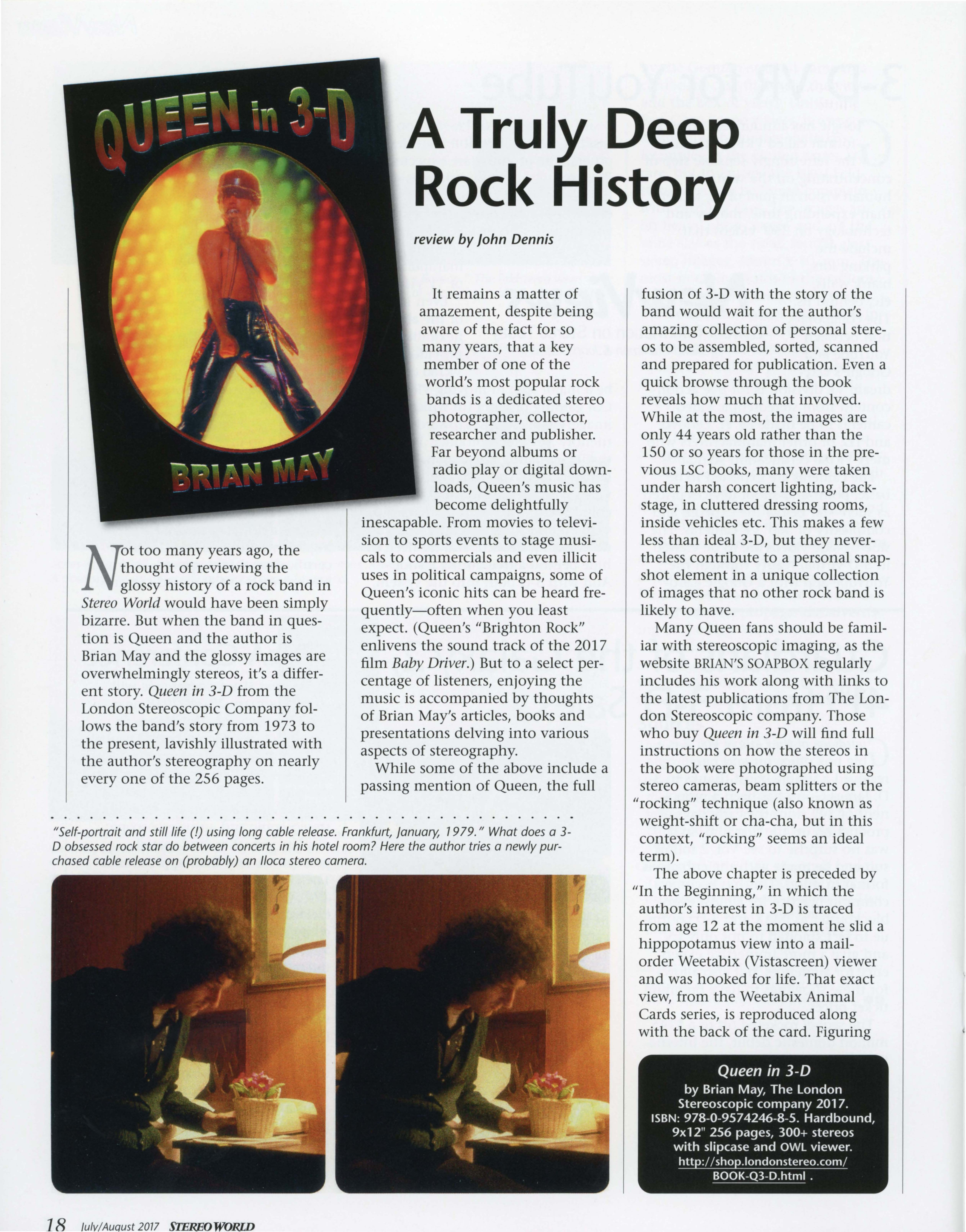Stereo World Jul/Aug 2017 A Truly Deep Rock History p18
