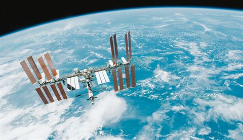 ISS - Getty