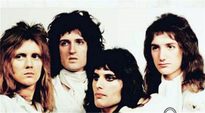 Queen in 1973
