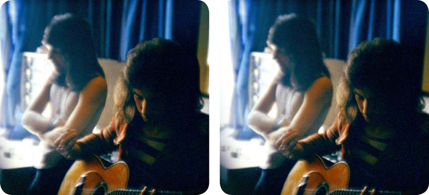 John and Freddie - stereo