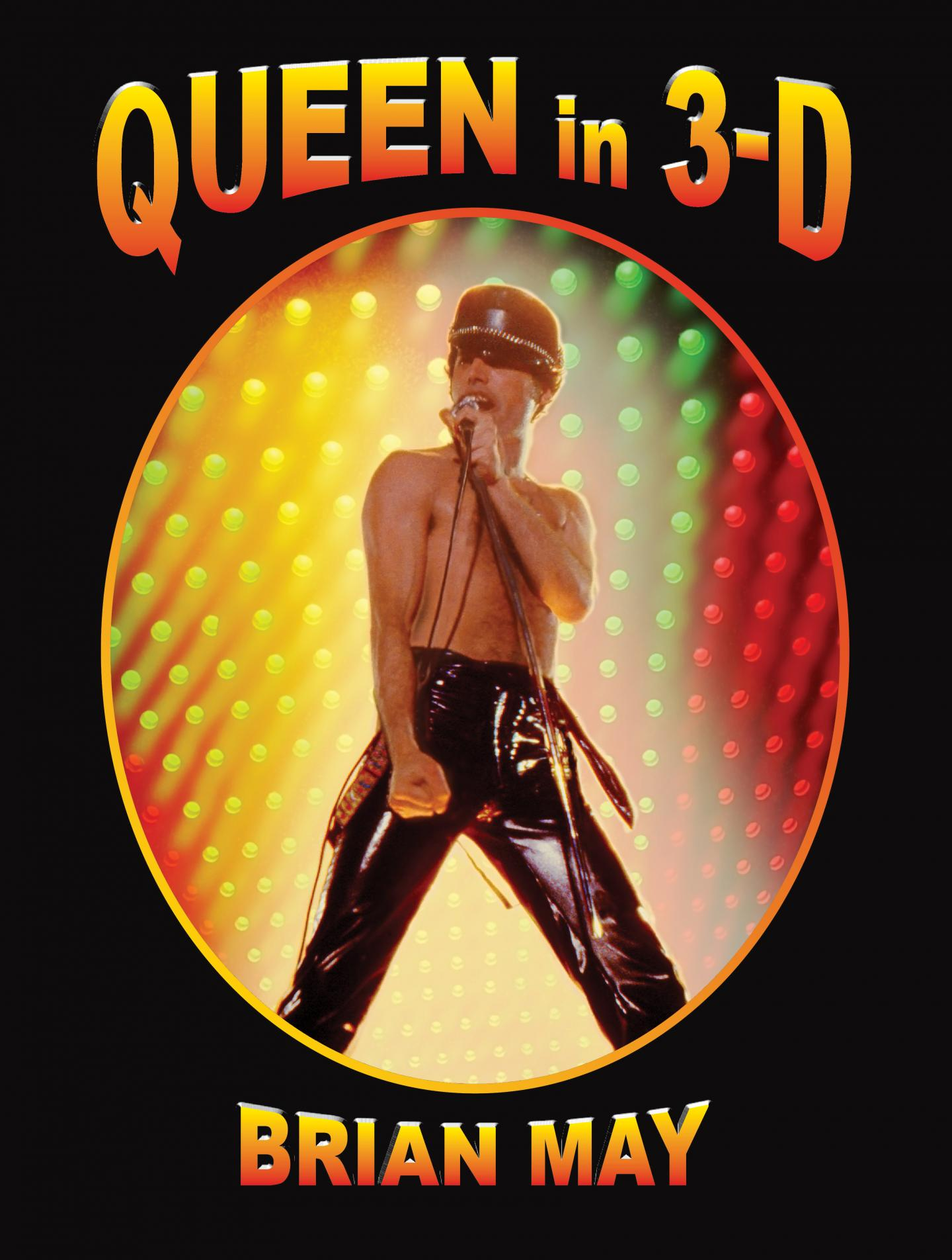 Queen in 3-D cover