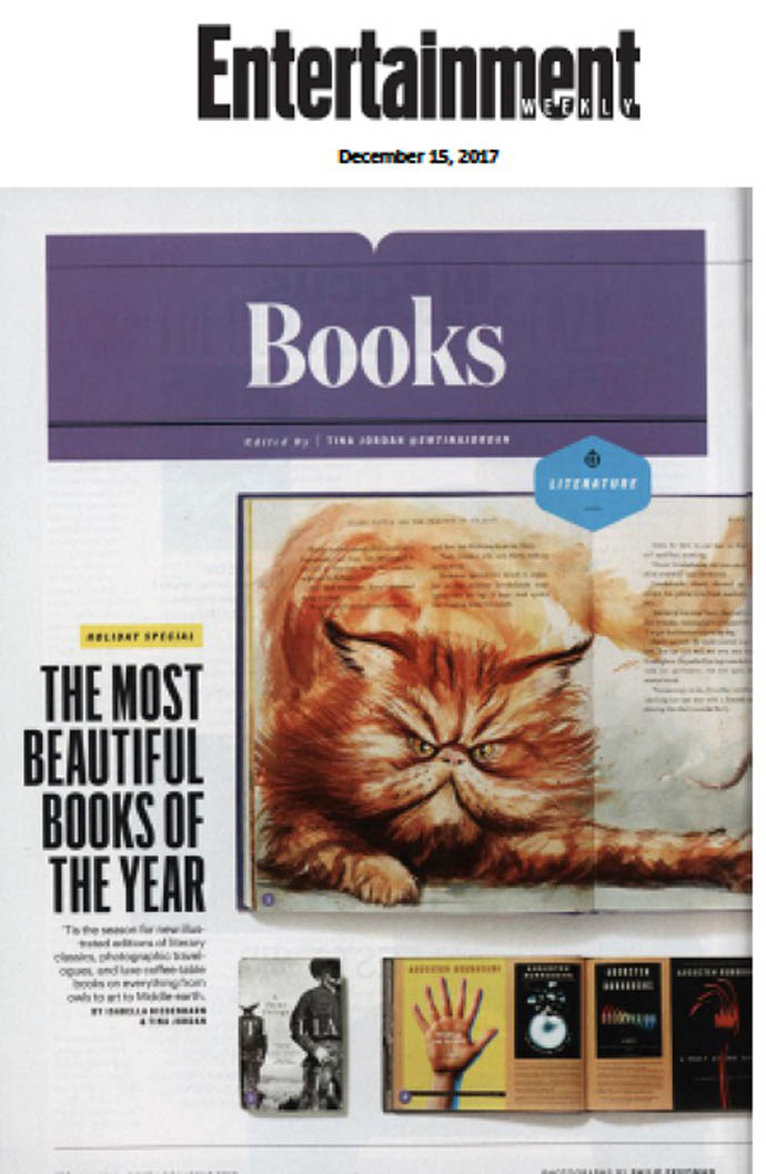 ET: The Most Beautiful Books of the Year