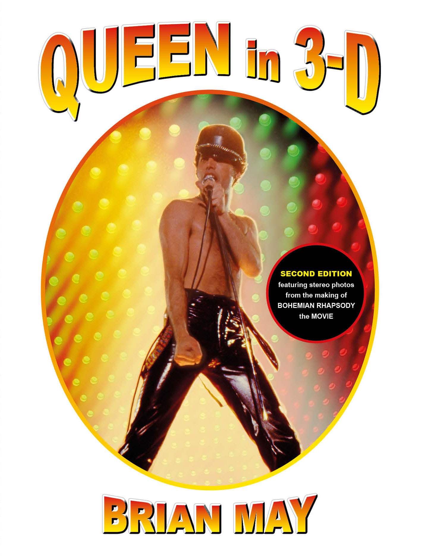 Queen in 3-D Lite - stickered