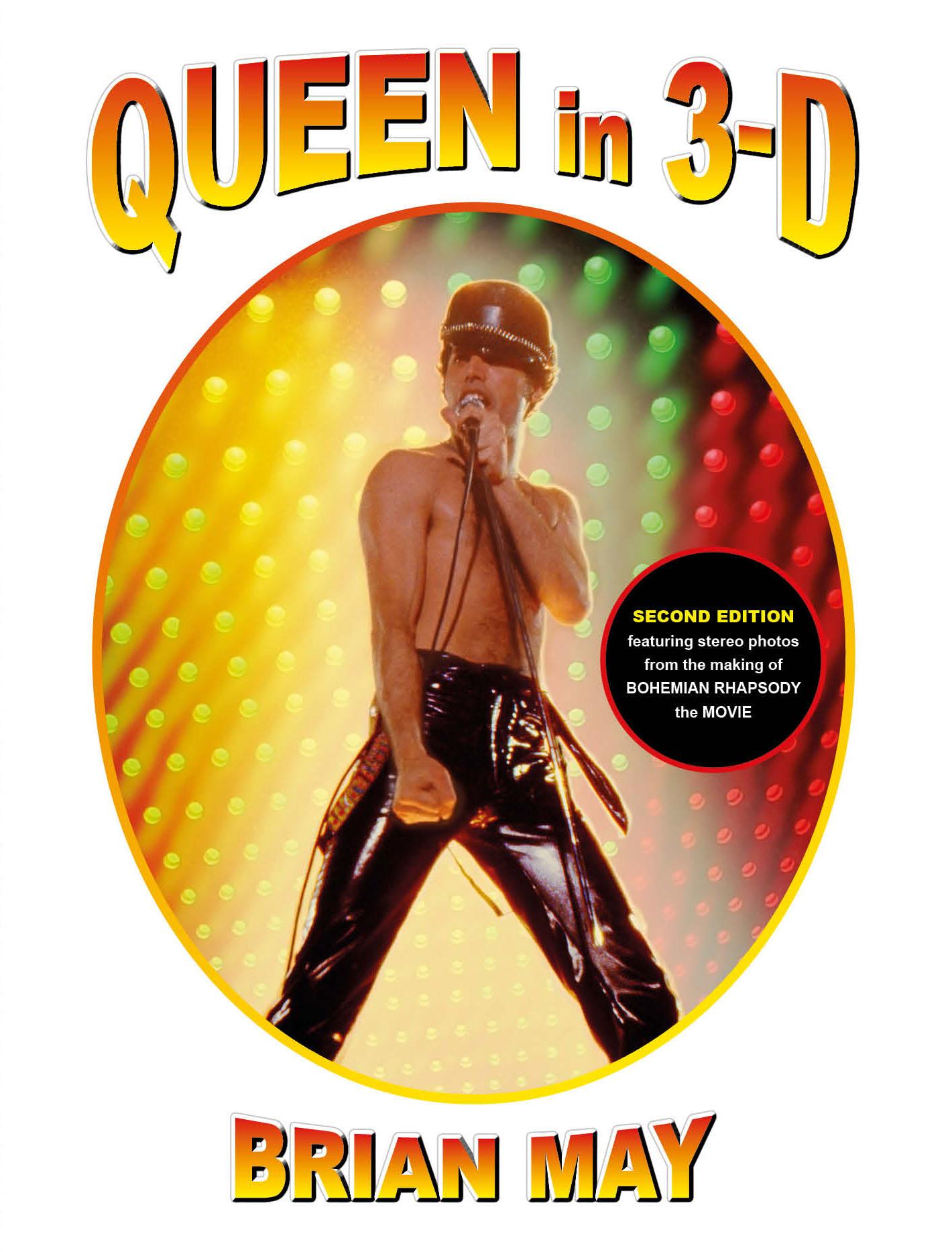 Queen in 3-D Lite - stickered