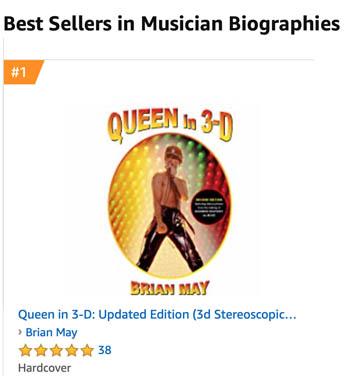 Best Seller Musician Biographie
