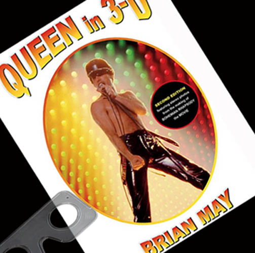 Queen In 3-D 2nd Edition with Lite Owl
